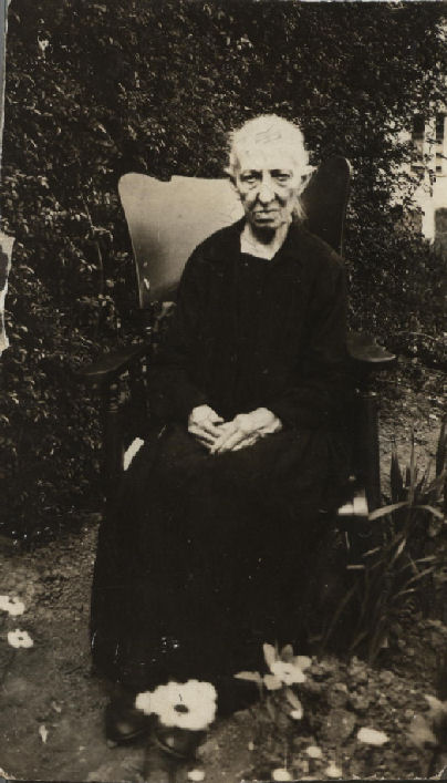 Barbara Bingen when she was older