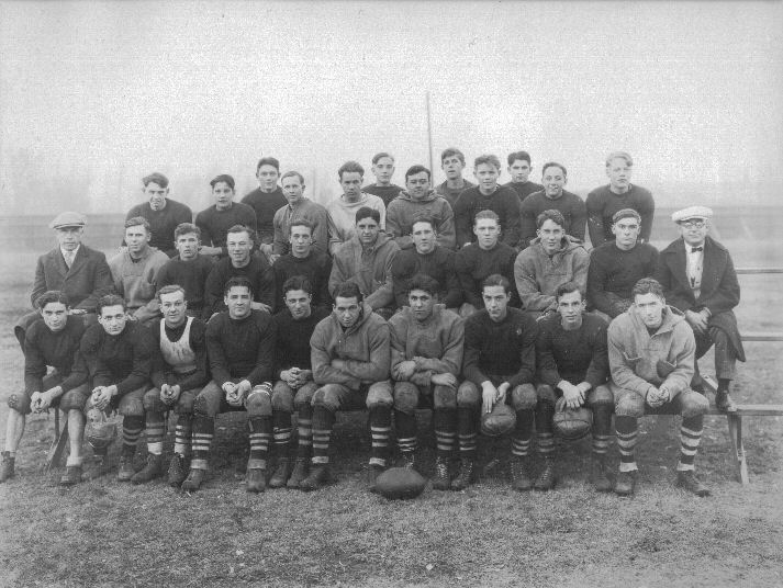 Fond du Lac football team, 1926, Hilarion Bingen